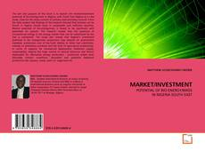 Bookcover of MARKET/INVESTMENT