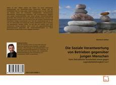 Buchcover von Die Soziale Verantwortung von Betrieben gegenüber jungen Menschen