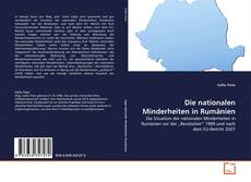 Die nationalen Minderheiten in Rumänien的封面