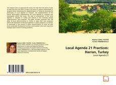 Copertina di Local Agenda 21 Practices: Harran, Turkey