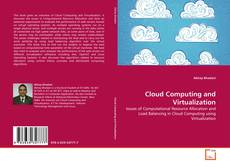 Capa do livro de Cloud Computing and Virtualization
