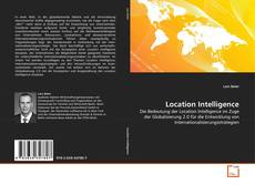 Buchcover von Location Intelligence