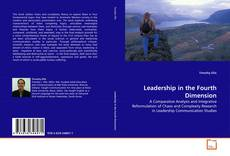 Bookcover of Leadership in the Fourth Dimension