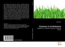 Copertina di Greenery in Architecture