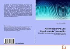 Bookcover of Automatisierung von Requirements Traceability