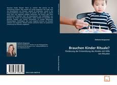 Capa do livro de Brauchen Kinder Rituale?