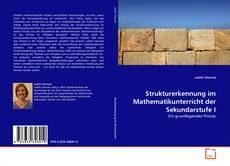 Portada del libro de Strukturerkennung im Mathematikunterricht der Sekundarstufe I