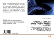 Bookcover of WATER GAS SHIFT AND HYBRID SULPHUR PROCESS COUPLING