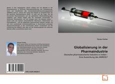 Обложка Globalisierung in der Pharmaindustrie
