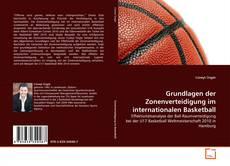 Capa do livro de Grundlagen der Zonenverteidigung im internationalen Basketball