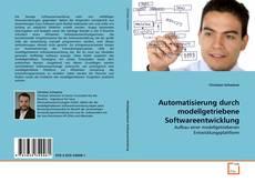 Capa do livro de Automatisierung durch modellgetriebene Softwareentwicklung