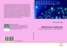 Bookcover of Well-known Trademark