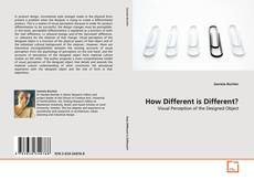 Bookcover of How Different is Different?