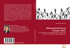 Buchcover von Bildungseinrichtung Campus Wien
