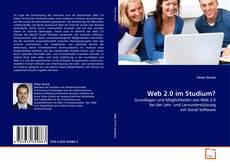 Capa do livro de Web 2.0 im Studium?