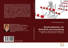 Bookcover of Bürokratiekosten von Wirtschaft und Verwaltung