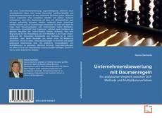 Buchcover von Unternehmensbewertung mit Daumenregeln