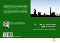 Bookcover of CCS - Eine Technologie auf dem Abstellgleis?