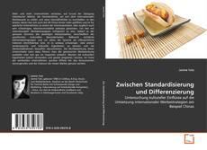 Couverture de Zwischen Standardisierung und Differenzierung