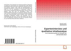 Couverture de Experteninterview und qualitative Inhaltsanalyse