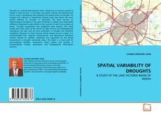 Couverture de SPATIAL VARIABILITY OF DROUGHTS