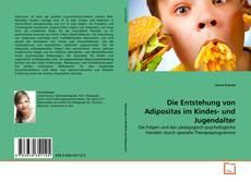 Portada del libro de Die Entstehung von Adipositas im Kindes- und Jugendalter