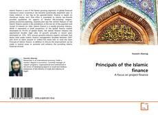 Обложка Principals of the Islamic finance