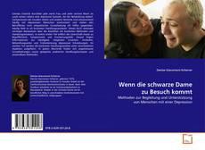 Capa do livro de Wenn die schwarze Dame zu Besuch kommt