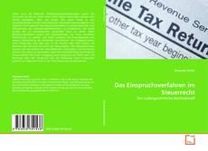 Capa do livro de Das Einspruchsverfahren im Steuerrecht
