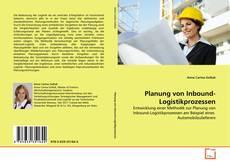 Portada del libro de Planung von Inbound-Logistikprozessen