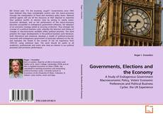 Bookcover of Governments, Elections and the Economy