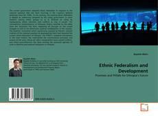 Copertina di Ethnic Federalism and Development