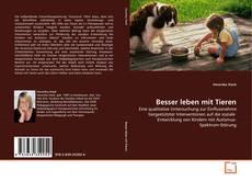 Portada del libro de Besser leben mit Tieren
