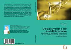 Bookcover of Evolutionary Science and Specie Differentiation