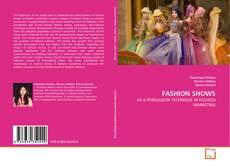 FASHION SHOWS kitap kapağı