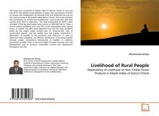 Bookcover of Livelihood of Rural People