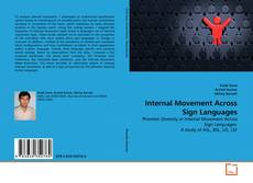 Internal Movement Across Sign Languages的封面