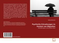 Bookcover of Psychische Erkrankungen im Kontext von Migration
