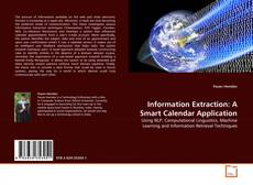 Portada del libro de Information Extraction: A Smart Calendar Application