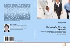 Copertina di Demografie-fit in die Zukunft?!