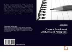 Couverture de Corporal Punishment: Attitudes and Perceptions