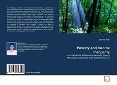 Bookcover of Poverty and Income Inequality