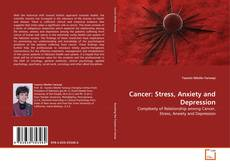 Обложка Cancer: Stress, Anxiety and Depression