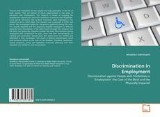Couverture de Discrimination in Employment