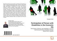 Bookcover of Participation of Person with Disabilities in the Economic life