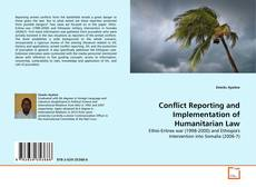 Couverture de Conflict Reporting and Implementation of Humanitarian Law