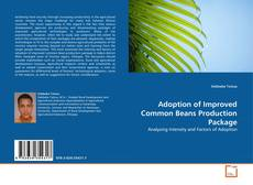 Buchcover von Adoption of Improved Common Beans Production Package