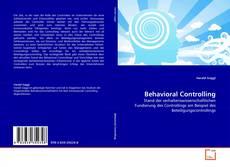 Copertina di Behavioral Controlling