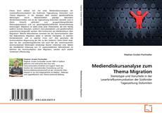 Couverture de Mediendiskursanalyse zum Thema Migration