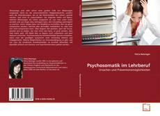 Обложка Psychosomatik im Lehrberuf
